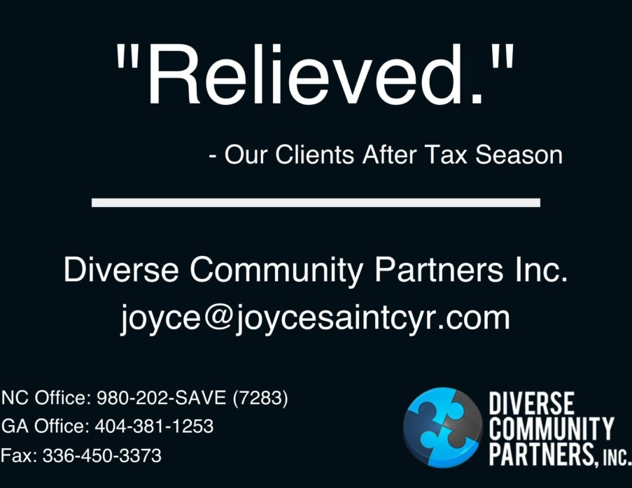 Joyce Saint Cyr Business Card